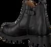 Schwarze UNISA Chelsea Boots POR_CL - small