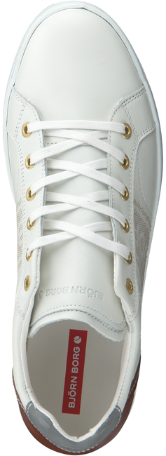 Weiße BJORN BORG Sneaker GEOFF LSR - large
