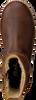 Cognacfarbene GIGA Langschaftstiefel 8509 - small