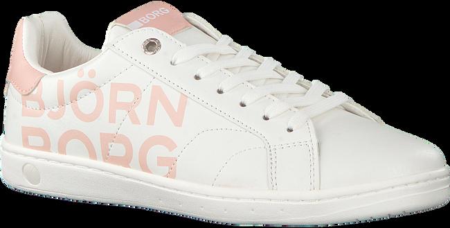 Weiße BJORN BORG Sneaker low T305 LGO  - large