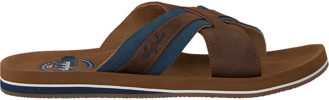 Blaue AUSTRALIAN Pantolette HAAMSTEDE AT SEA - large
