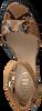 Cognacfarbene NOTRE-V Sandalen AG360  - small