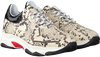 Beige HIP Sneaker H1748  - small