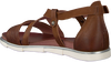 Cognacfarbene MJUS (OMODA) Sandalen 740021 - small