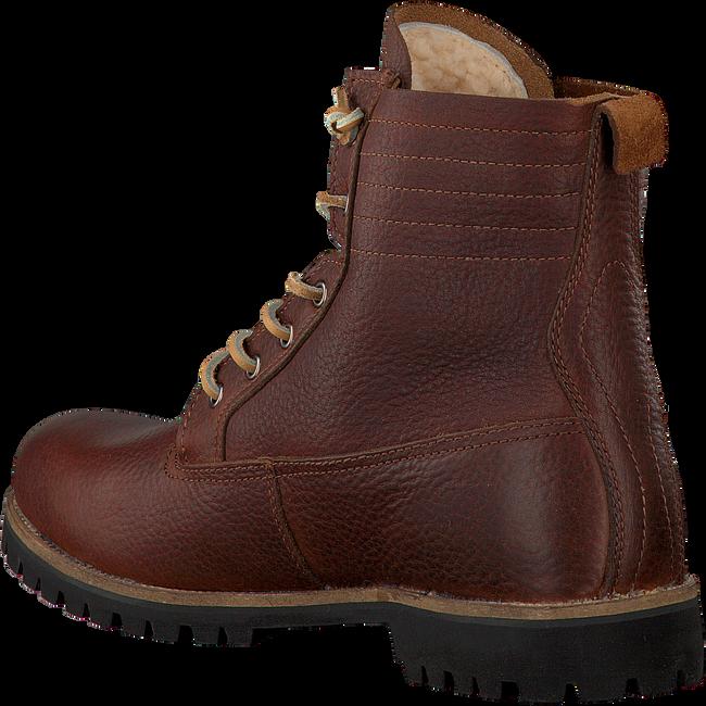 Braune BLACKSTONE Ankle Boots IM12 - large