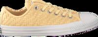Gelbe CONVERSE Sneaker CHUCK TAYLOR OX  - medium