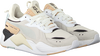 Weiße PUMA Sneaker low RS-X REINVENT WN'S  - small