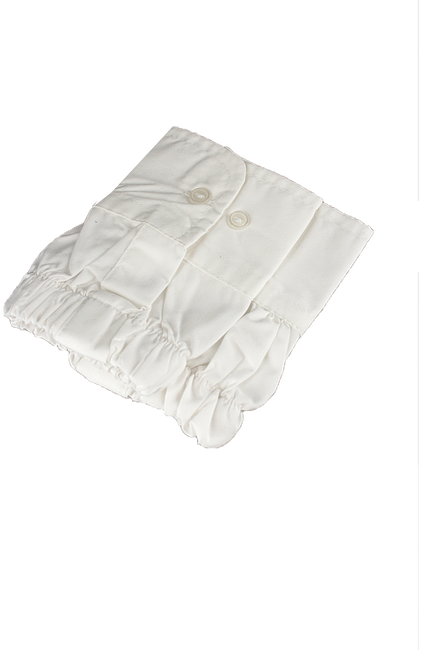 Weiße EST'Y&RO Kragen PETIT EST'77 - large
