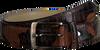 Cognacfarbene REHAB Gürtel BELT  CROCO ARMY W18 - small