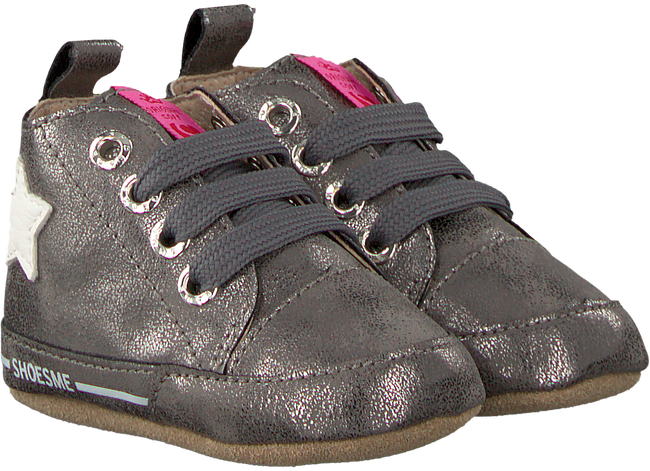 Silberne SHOESME Babyschuhe BS8A001 - large