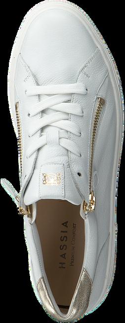 Weiße HASSIA Sneaker BILBAO  - large