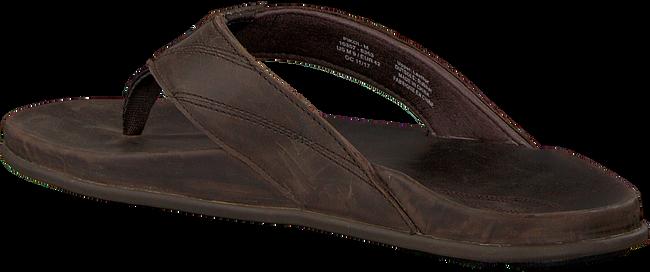 brown OLUKAI shoe PIKOI  - large