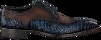 Blaue GIORGIO Business Schuhe HE974156  - medium