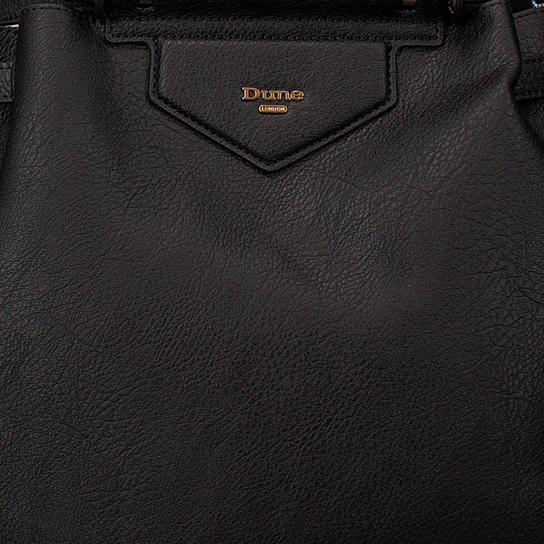 Schwarze DUNE LONDON Handtasche DENNIFER