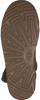 Braune UGG Stiefeletten CLASSIC CUFF MINI - small