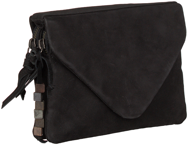 Schwarze LEGEND Clutch ONA - large