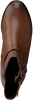 Cognacfarbene GABOR Stiefeletten 92.704  - small