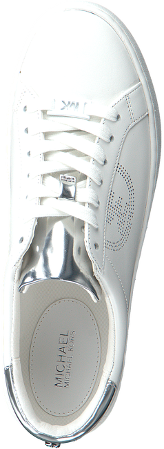 Silberne MICHAEL KORS Sneaker low KEATON LACE UP  - large