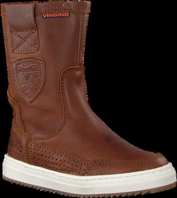 Braune VINGINO Ankle Boots VASCO URBAN - large