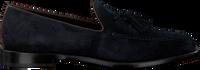Blaue MAZZELTOV Loafer 9524  - medium