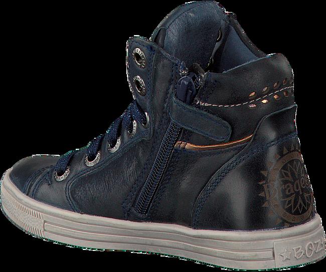 Blaue BRAQEEZ Sneaker 417657 - large