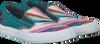 Mehrfarbige/Bunte CONVERSE Slip-on Sneaker CTAS CORE SLIP KIDS - small