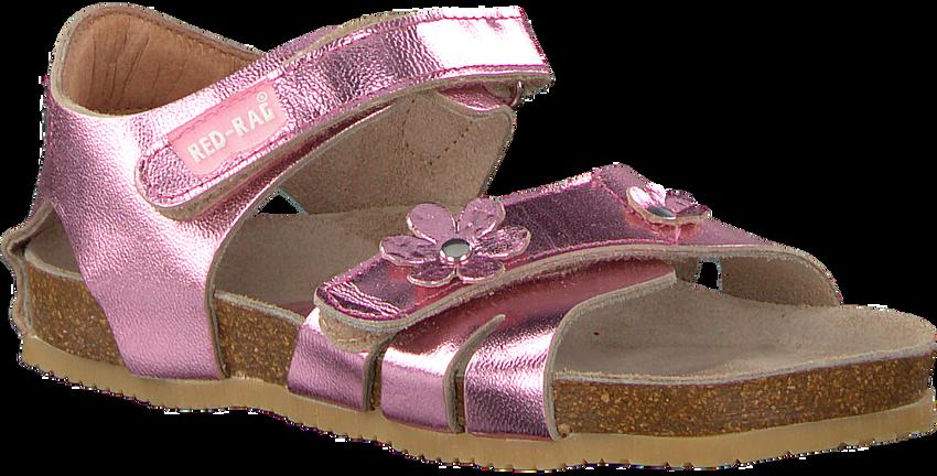 pink RED RAG shoe 19144  - larger
