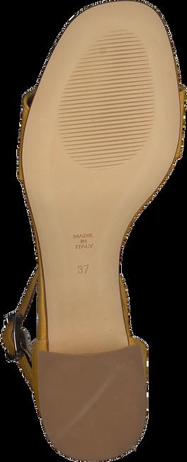 Gelbe NOTRE-V Mules 1902  - large