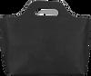 Schwarze MYOMY Handtasche MY CARRY BAG HANDBAG - small