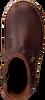 Cognacfarbene KOEL4KIDS Stiefeletten KO122  - small