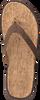 Braune UGG Zehentrenner BENNISON II CORK - small