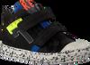Schwarze RED-RAG Sneaker 13329  - small