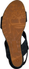 Schwarze TIMBERLAND Sandalen CAPRI SUNSET WEDGE - small