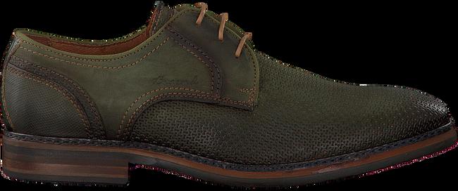 Grüne BRAEND Business Schuhe 15545 - large