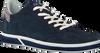 Blaue FLORIS VAN BOMMEL Sneaker low 13350  - small