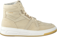 Beige COPENHAGEN FOOTWEAR Sneaker high CPH406  - medium