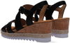 Schwarze GABOR Sandalen 832 - small