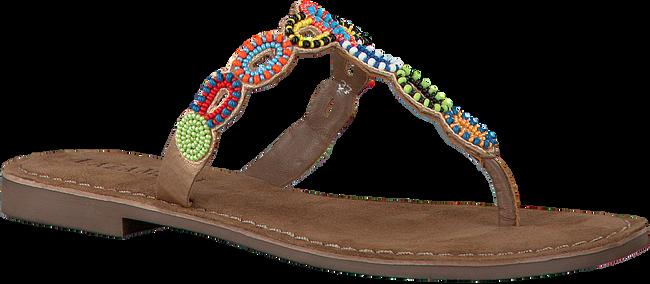 taupe LAZAMANI shoe 75.554  - large