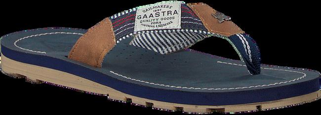 Blaue GAASTRA Pantolette GERTON  - large