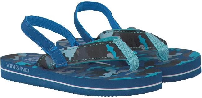 Blaue VINGINO Zehentrenner JAX INFANTS - large