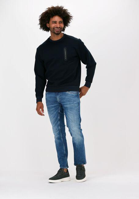 Dunkelblau PME LEGEND Slim fit jeans SKYMASTER ROYAL BLUE VINTAGE - large