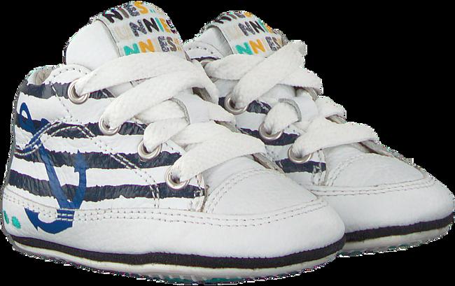 Blaue BUNNIES JR Sneaker ZUKKE ZACHT  - large