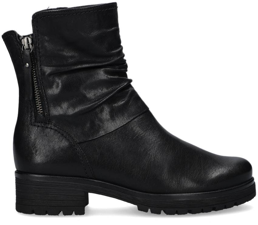 Schwarze GABOR Biker Boots 92.092.27 - larger