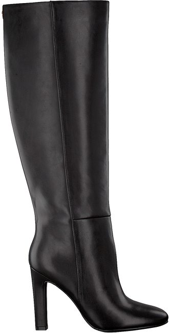 Schwarze GUESS Hohe Stiefel HILLORY/STIVALE  - large