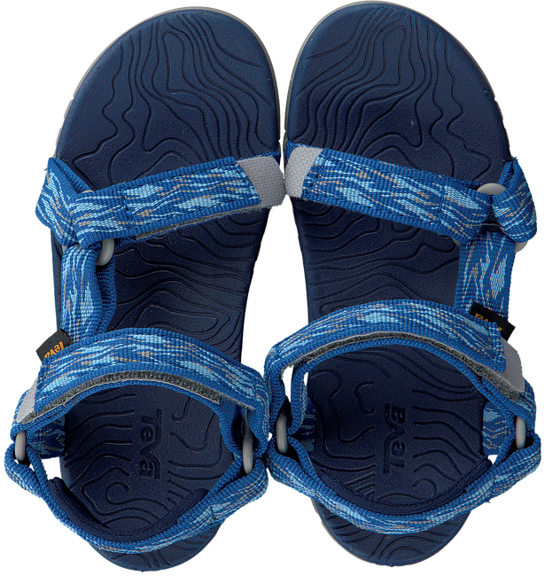 Blaue TEVA Sandalen 1019535 HURRICANE 3  - large