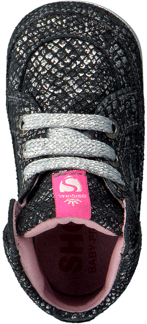 Silberne SHOESME Babyschuhe BP9W026  - large