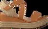Braune UNISA Espadrilles KACHEO - small