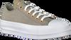 Graue CONVERSE Sneaker CTAS LIFT OX DARK STUCCO/DRIF - small