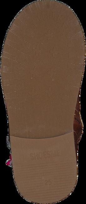 Cognacfarbene SHOESME Stiefeletten BL8W124 - large