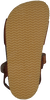 Cognacfarbene RED RAG Sandalen 19107 - small